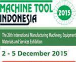 Machine Tool Indonesia 2015