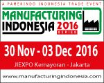 Manufacturing Indonesia 2016