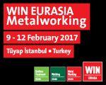 WIN Eurasia Metalworking 2017