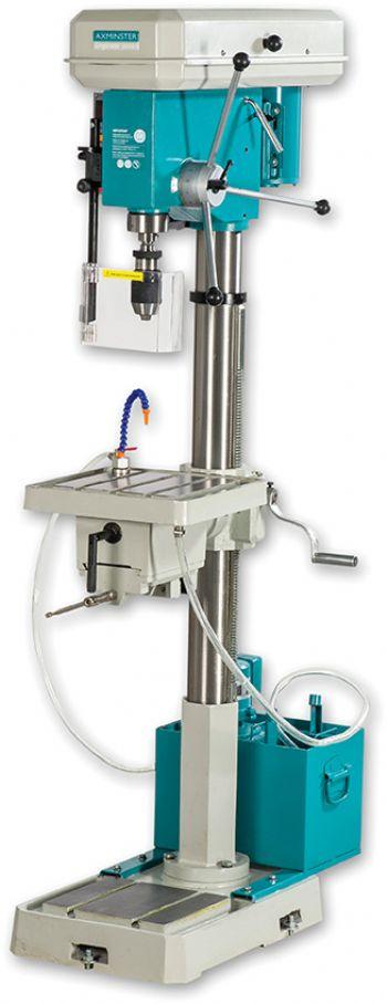Pedestal Drill  1 Ridgid DP15501 12 HP Pedestal Drill