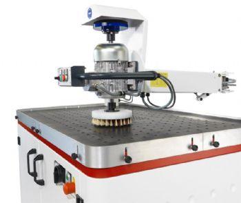 surface finishing machine