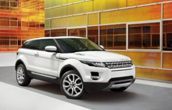 JLR sells out  of the Evoque