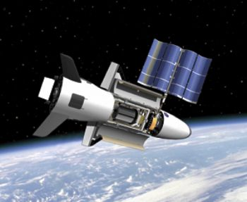 Boeing space plane 'spectacular success'