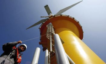 Dong Energy to test  offshore wind turbines