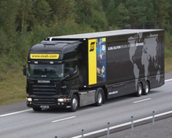 Esab Demobus to visit UK