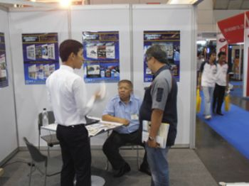 Intermach 2012 attracts large crowds