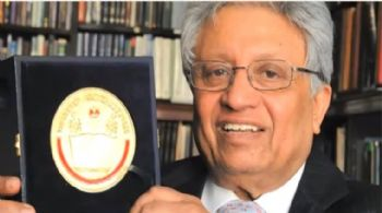 Major award for Lord Bhattacharyya