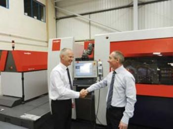 Successful Open House for Bystronic UK