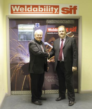 Weldability-Sif opens training facility