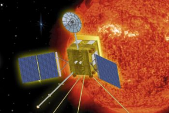 Satellite to get close to the sun