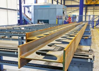 Kaltenbach 8-axis robotic coping line