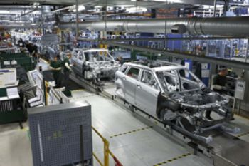 Automotive manufacturers lead recovery