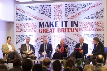 Make It in Great Britain exhibition opens