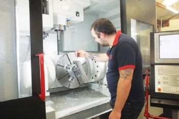 Five Axis Capability At Nbm Machinery Market News