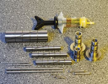 Helical lapping solutions from Engis