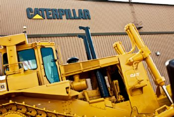 Caterpillar raided by US law enforcement officials