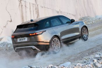 New JLR car to be made in the Midlands