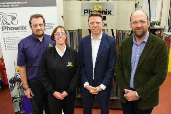 Investment  at Phoenix Calibration