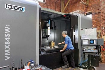 Increasing machining versatility at Ian Cocker