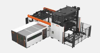 Laser automation system in three variants