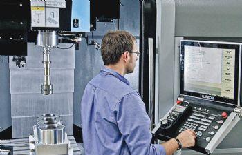 Precision honing on standard VMCs