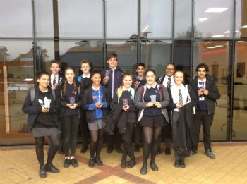 Renishaw hosts Future Brunels students