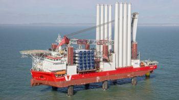Rampion Offshore Wind Farm takes shape