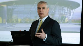 Duke of York opens Sheffield's Factory 2050