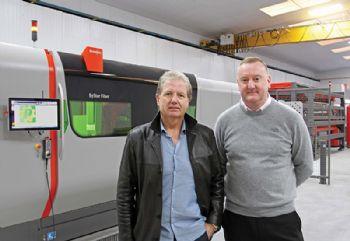 New Merseyside sheet-metal venture
