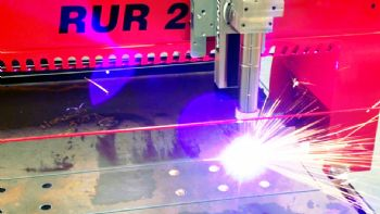 John Thorburn invests in plasma machine