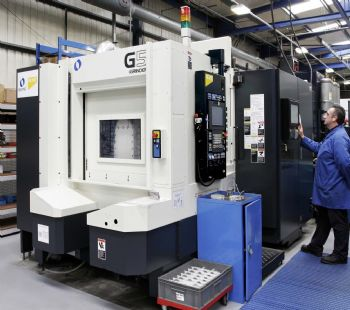 JJ Churchill invests in new 5-axis machines