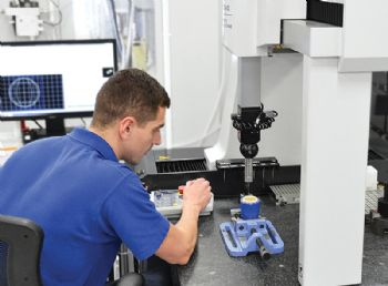 Orthoplastics installs latest CMM