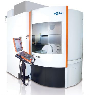 5-axis machining centres with OptiCool spindles