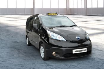 New electric taxi to be rolled out