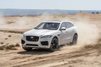 Record sales for JLR