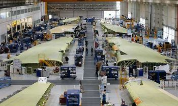 UK aerospace sector soars