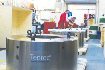 New HQ for Tentec under way at i54