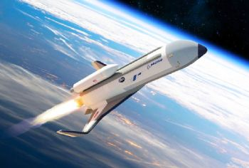 Boeing and DARPA to build spaceplane