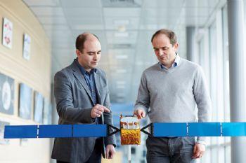 Galileo signal team nominated for award