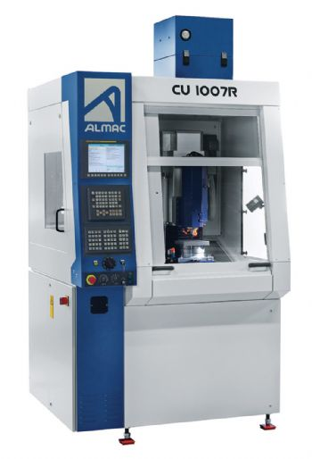 Machining centre for aerospace connectors