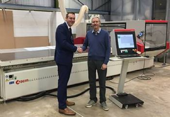 Clan Innovations invests  in new machinery