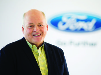 Ford appoints new CEO