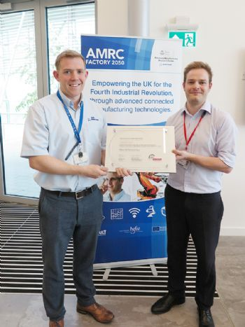 Another award for AMRC project