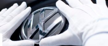 VW looks to overtake Tesla