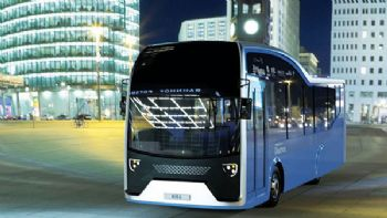 Nitrogen-diesel hybrid bus passes trials