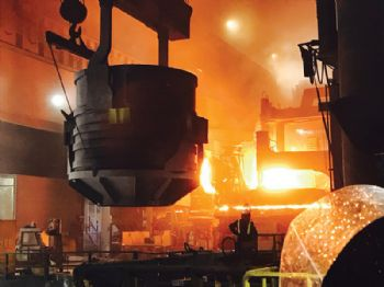 Cardiff steelmaker back in profit