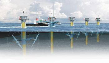 30-turbine tidal-energy park plans approved