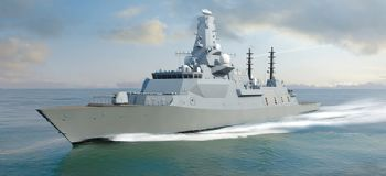 Manufacturing deal for Type 26 Combat Ship