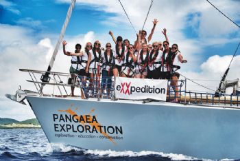 exxpedition to sail round the coast of Britian