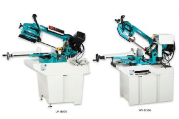New bandsaws introduced by Axminster